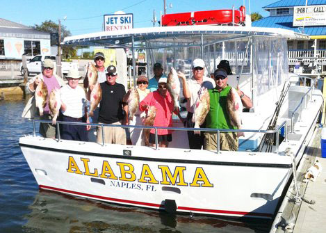 Naples Fishing Charter, Deep Sea Fishing
