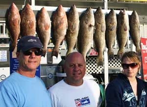 Naples Deep Sea Fishing Charter Customers