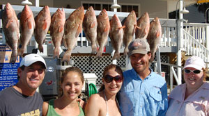 Gulf of Mexico Grouper Fishing