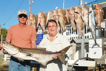 Naples FL Cobia Fishing